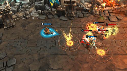 Paragon kingdom: Arena für Android