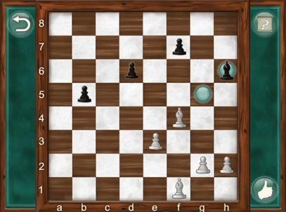 Brettspiele Chess and mate auf Deutsch
