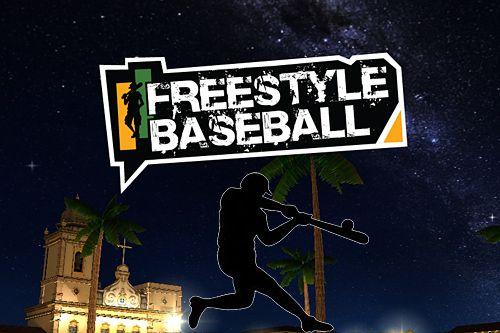 логотип Уличный бейсбол