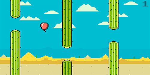 Alone balloon für Android