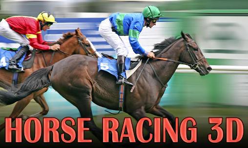 Horse racing 3D captura de tela 1