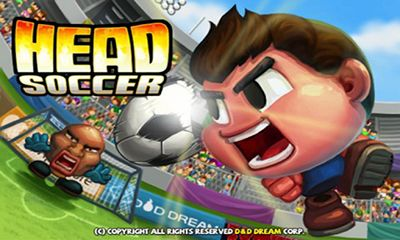 Head Soccer captura de tela 1