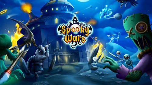 Spooky Wars: Battle of legends screenshot 1