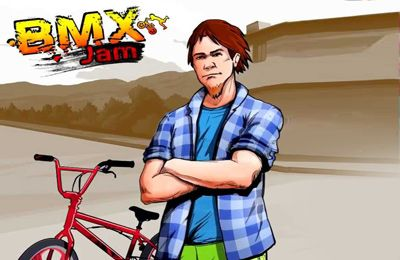 logo BMX Jam