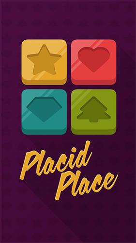 Placid place: Color tiles Screenshot