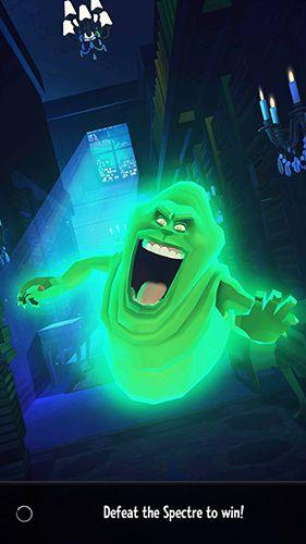 Ghostbusters: Schleimstadt für iPhone
