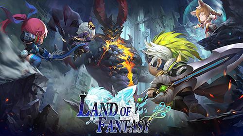 Land of fantasy Symbol