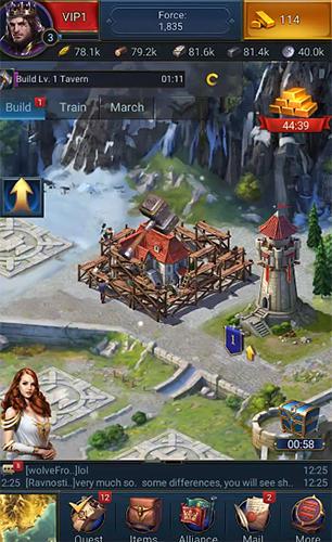 Jogos online Storm on empirespara smartphone