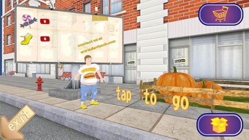 Juegos de arcade Dive in headfirst para teléfono inteligente