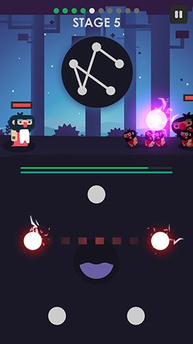 Swipe magic screenshot 1