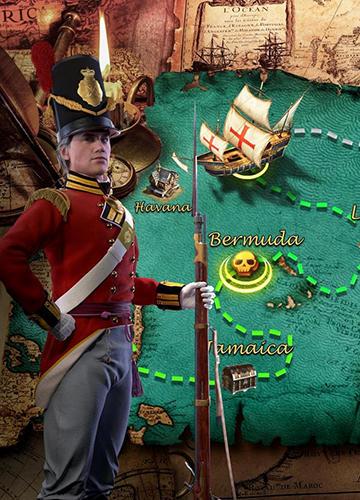 Online Age of sail: Navy and pirates für das Smartphone