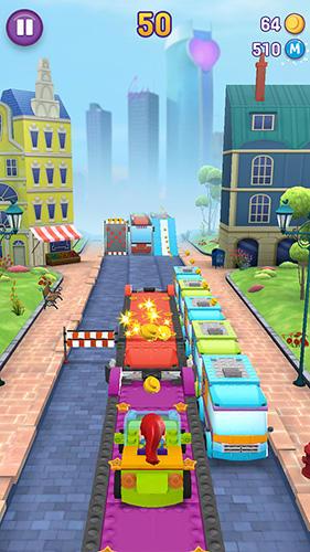 Arcade-Spiele LEGO Friends: Heartlake rush für das Smartphone