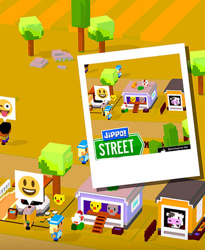 Arcade-Spiele Jippo! Street für das Smartphone