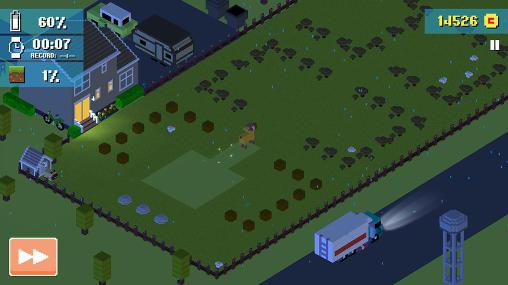 Grass cutter for Android