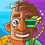 Иконка Evolution of humans: Idle clicker