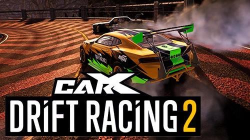 logo CarX drift racing 2