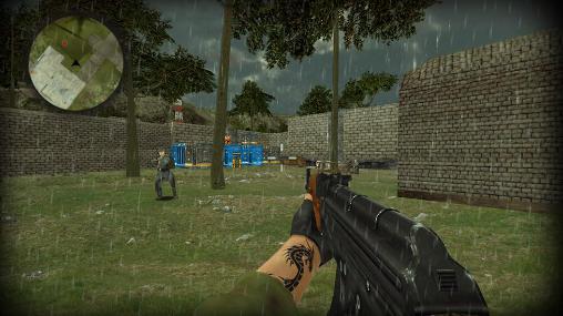 FPS-Spiele The last commando 2 auf Deutsch