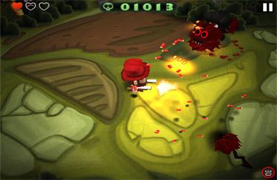 Actionspiele: Lade Minigore HD auf dein Handy herunter