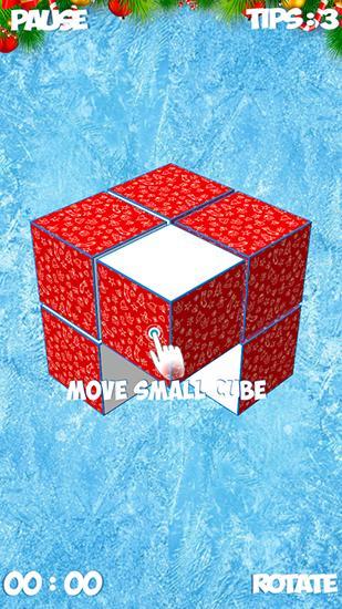 Minus cube: 3d puzzle game für Android