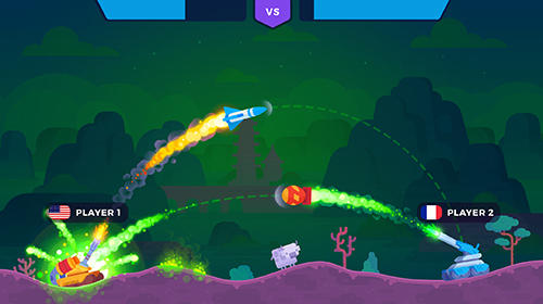 Tank stars for iPhone