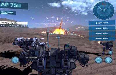 Roboterkrieg 3 für iPhone