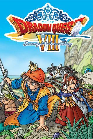logo Drachen Quest 8: Reise des verwunschenen Königs