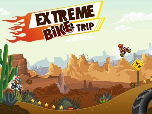 Extreme bike trip Screenshot