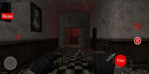 Zombie apocalypse: Dead 3D captura de tela 1