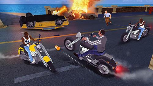 San Andreas crime simulator game 2017 Screenshot