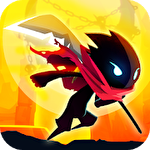 Shadow stickman: Fight for justice Symbol