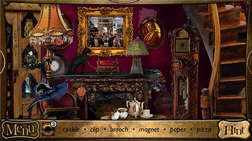 Detective Sherlock Holmes: Spot the hidden objects für Android