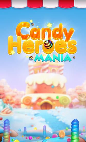 Candy heroes mania deluxe Symbol