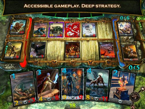 Order & Chaos: Duels для Android