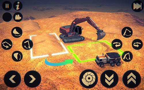 Space construction simulator: Mars colony survival pour Android
