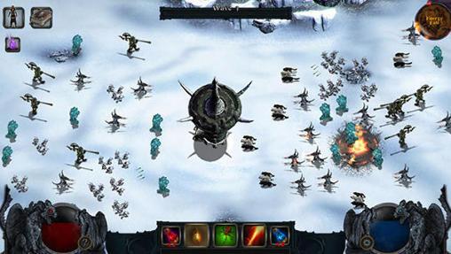Strategische RPG-Spiele Infinite warrior: Battle mage auf Deutsch