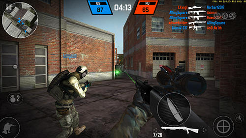 Bullet force para Android