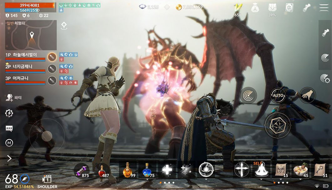 Lineage 2M pour Android