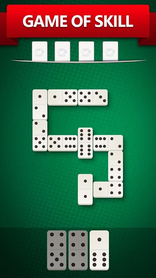 Dominoes - Best All Fives Domino Game for Android