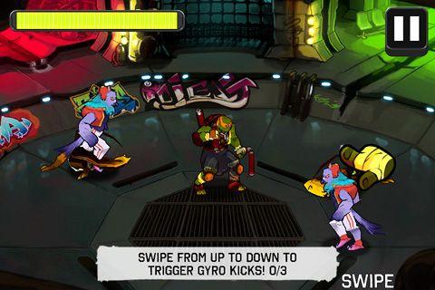 Action: download Teenage mutant ninja turtles to your phone
