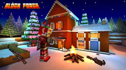 Block force: Cops and robbers screenshot 1