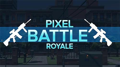 Pixel battle royale captura de pantalla 1