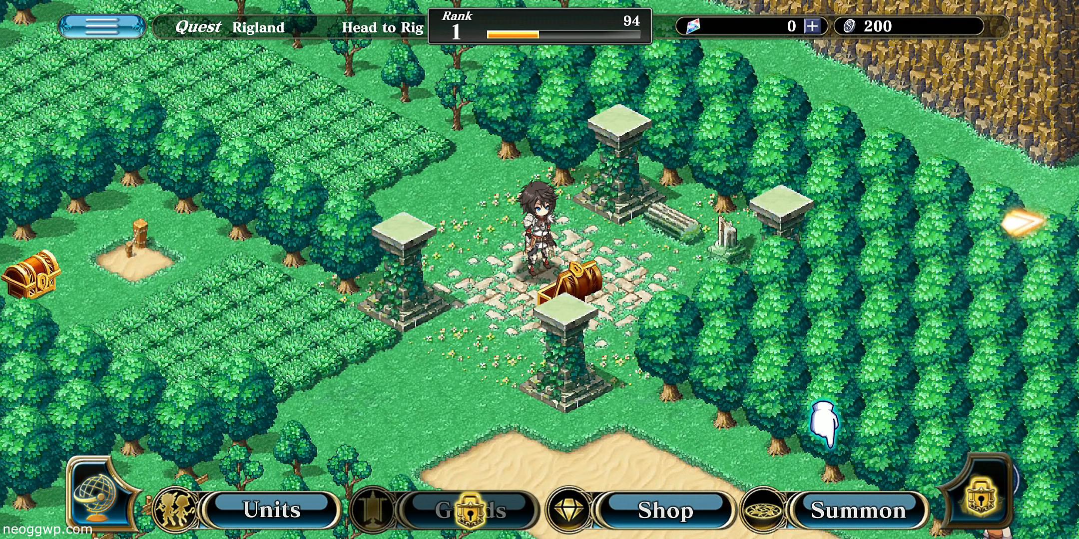 Evertale capture d'écran 1