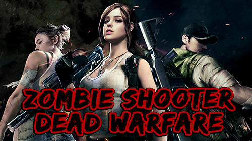 Zombie shooter: Dead warfare скріншот 1
