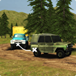 Иконка Dirt trucker: Muddy hills