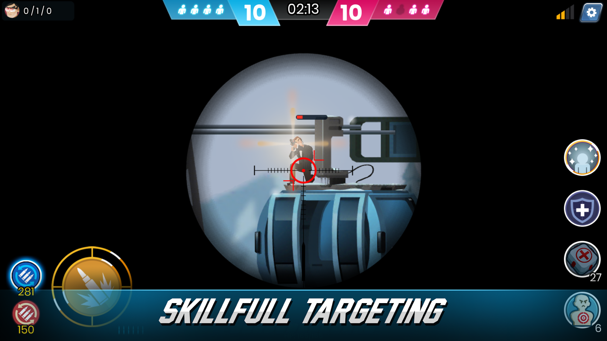 Countersnipe for Android