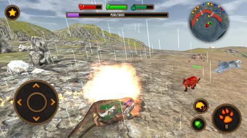 Clan of puma screenshot 1