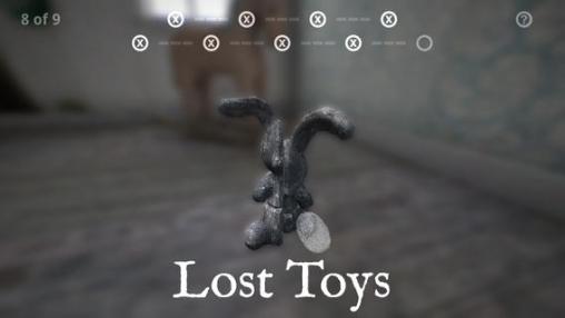 logo Verlorenes Spielzeug