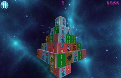 Маджонг Делюкс 2: Звёздное пространство