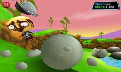 Roll: Boulder Smash! en español