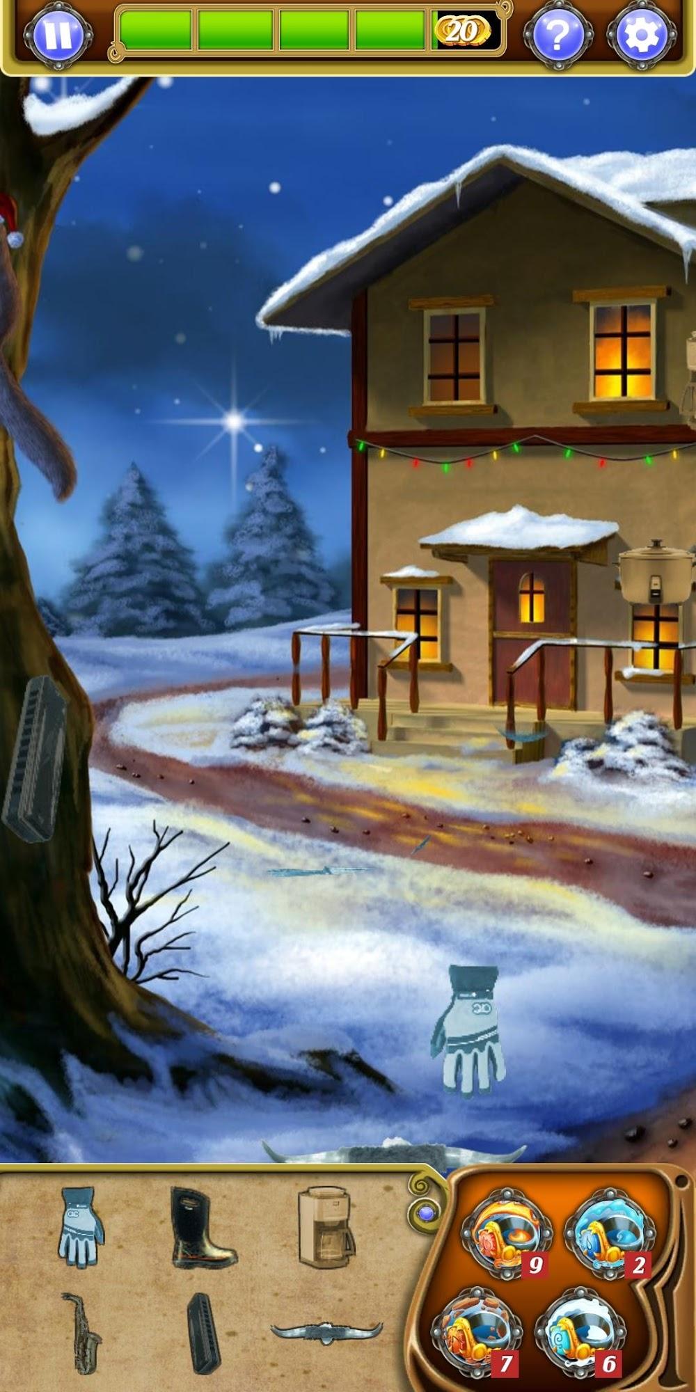 Hidden Object - Winter Wonderland для Android
